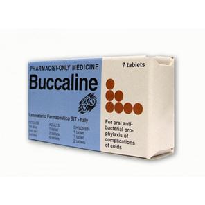Buccaline Tabs 7