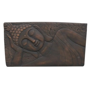 Buddha Outdoor Wall Art 31cmh