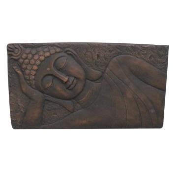 Buddha Outdoor Wall Art 31cmh