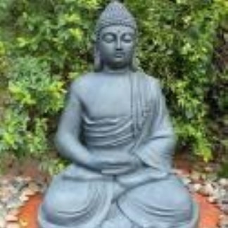 Buddha - Suitable For Outdoor Use 65cmh