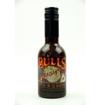 Bulls Bull-B-Q Sauce