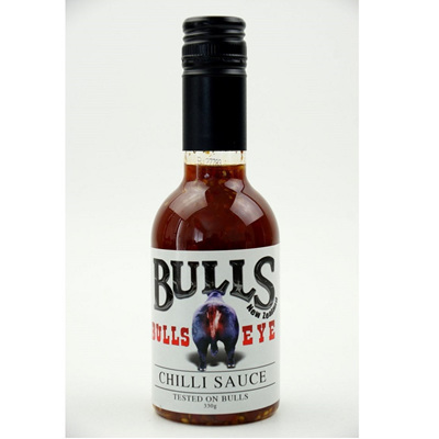 Bulls Eye Chilly Sauce