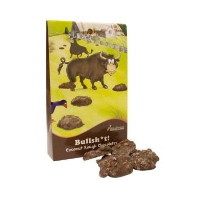 Bullsh*T! - Coconut Rough Chocolates