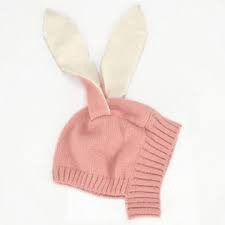 Bunny Ear Hat Pink