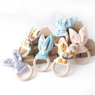 Bunny Ears Pattern Teether