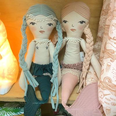 Burrow and Be Evie Mermaid Doll