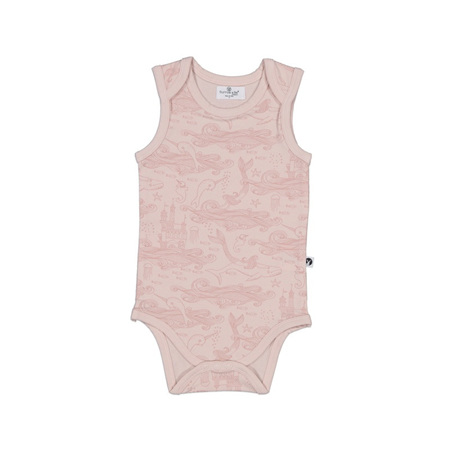 Burrow and Be Mermaid Life Bubble Romper