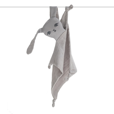 Burrow and Be Muslin Doll Grey