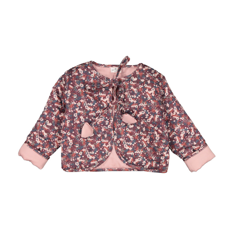 Burrow & Be Flower Fields Quilted Jacket