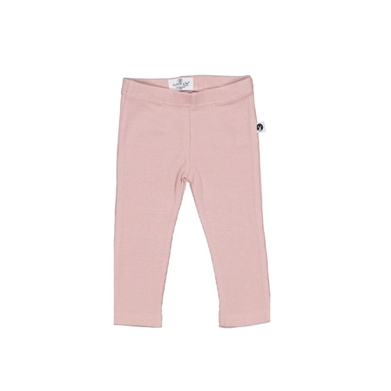 Burrow & Be Rib Leggings Dusty Rose