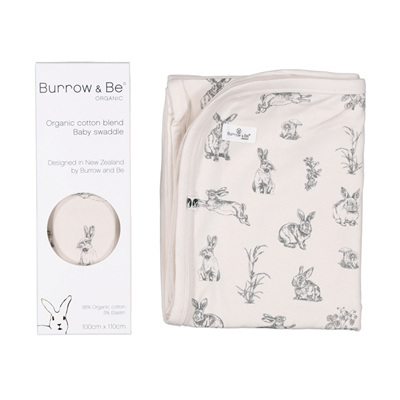 Burrow & Be Swaddle - Almond Burrowers
