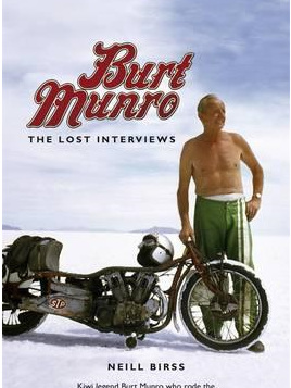 Burt Munro: The Lost Interviews