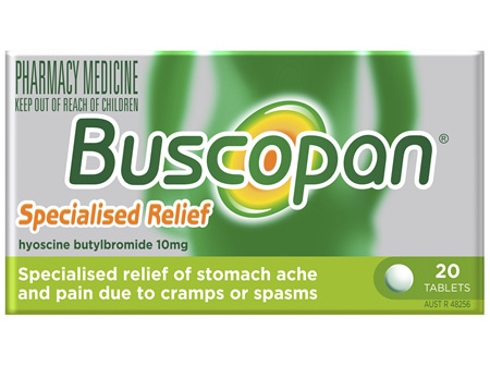 Buscopan Tablets 10mg
