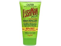 Bushman Plus 80% Deet DryGel 75g