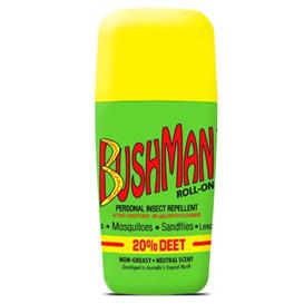 BUSHMAN Roll-On 20% Deet 65g
