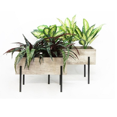 Cabal Planter Boxes - Concrete Veneer