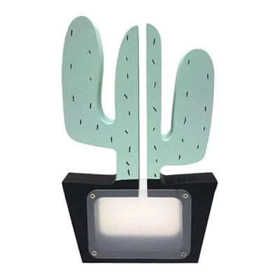 Cactus Window Money Box