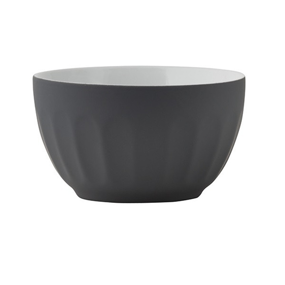 Cafe Bowl - Small Matte Grey