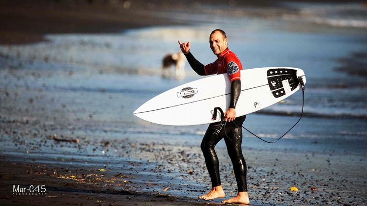 Cain Aldridge - CSA Surfboards