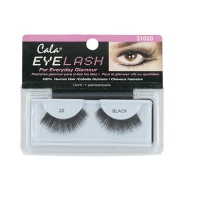 Cala False Eyelashes - For Everyday Glamour - 1 Pair