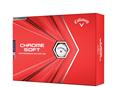 Callaway 2020 Chrome Soft Dozen Golf Balls