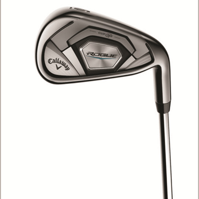 Callaway Rogue Iron Graphite Shaft