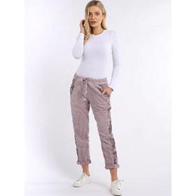 Camo Side Stripe Trousers Asstd