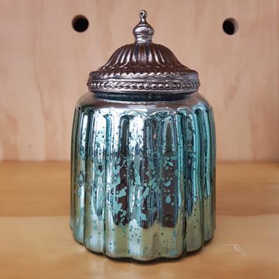 Candle Curve Jar Ocean
