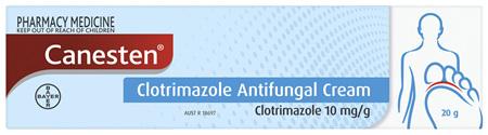 Canesten Anti-fungal Cream 20g
