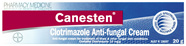 Canesten Anti-fungal Cream 20g