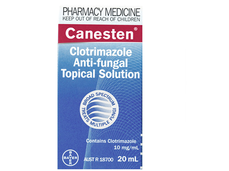 Canesten Anti-fungal Topical Solution 20mL