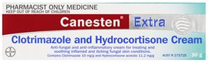 Canesten Extra Anti-fungal and Anti-Inflammatory Cream 30g
