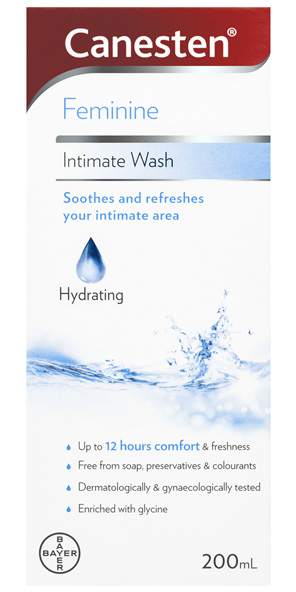 Canesten Feminine Intimate Wash