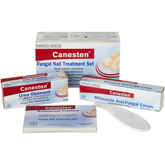 Canesten Fungal Nail Treatment Set