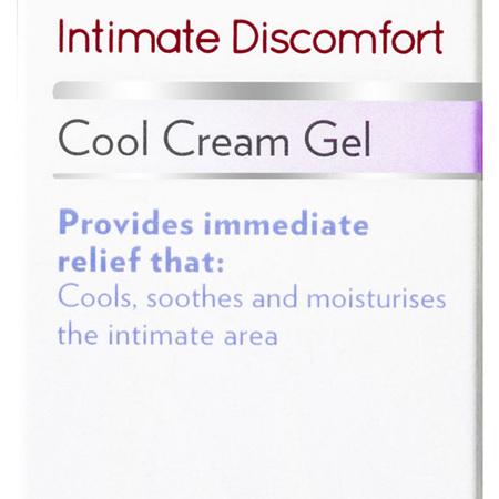Canesten Intimate Discomfort Relief Cool Cream Gel 15G