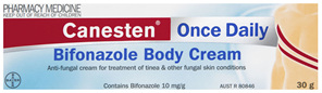 Canesten Once Daily Anti-fungal Body Cream 30g