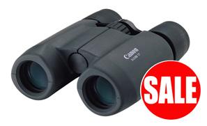 Canon 8x32 binoculars