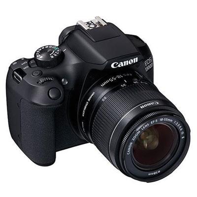 CANON EOS 1300D W/ EFS 18-55 III LENS