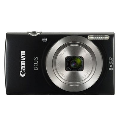 CANON IXUS 185 COMPACT CAMERA BLACK