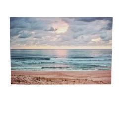 Canvas Sunrise Wash