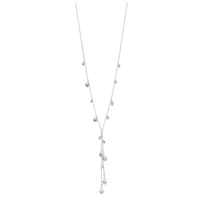 Caprice Necklace - Silver