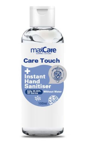 Care Touch Instant Hand Sanitiser 100ml