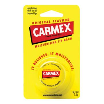 CARMEX Lip Balm Original Pot 7.5g