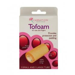 CARNATION Tofoam Large & Small 2pk
