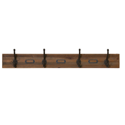 Carter 4 Hook Coat Rack