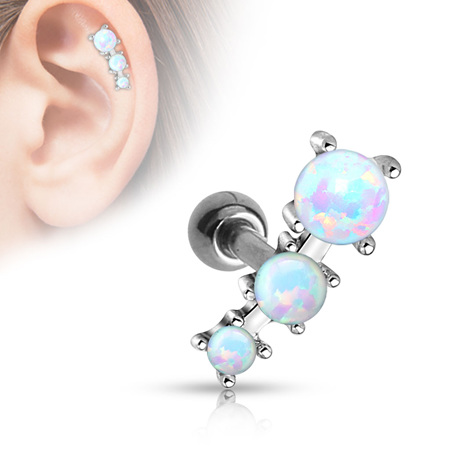 Cartilage & Tragus Jewellery