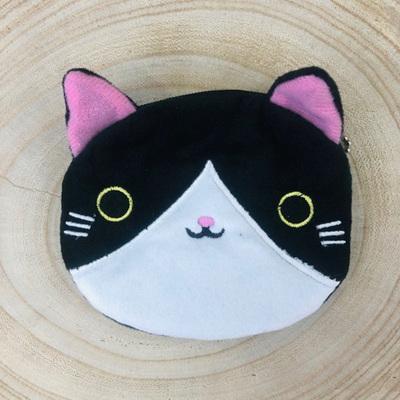 Cat Purse - Socks
