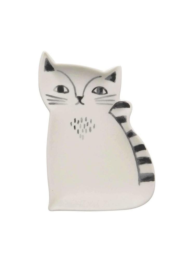 Cat Trinket Tray