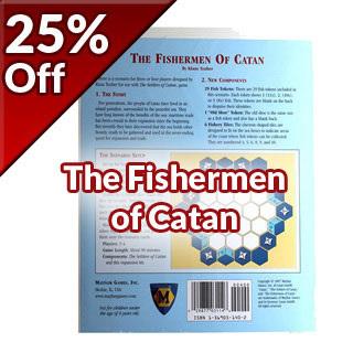 Catan: The Fishermen of Catan