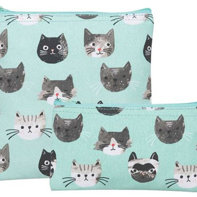 Cats Meow Snack Bags Set 2